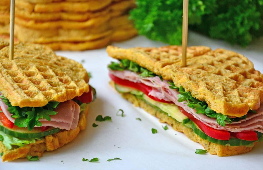 Sandwichwaffle
