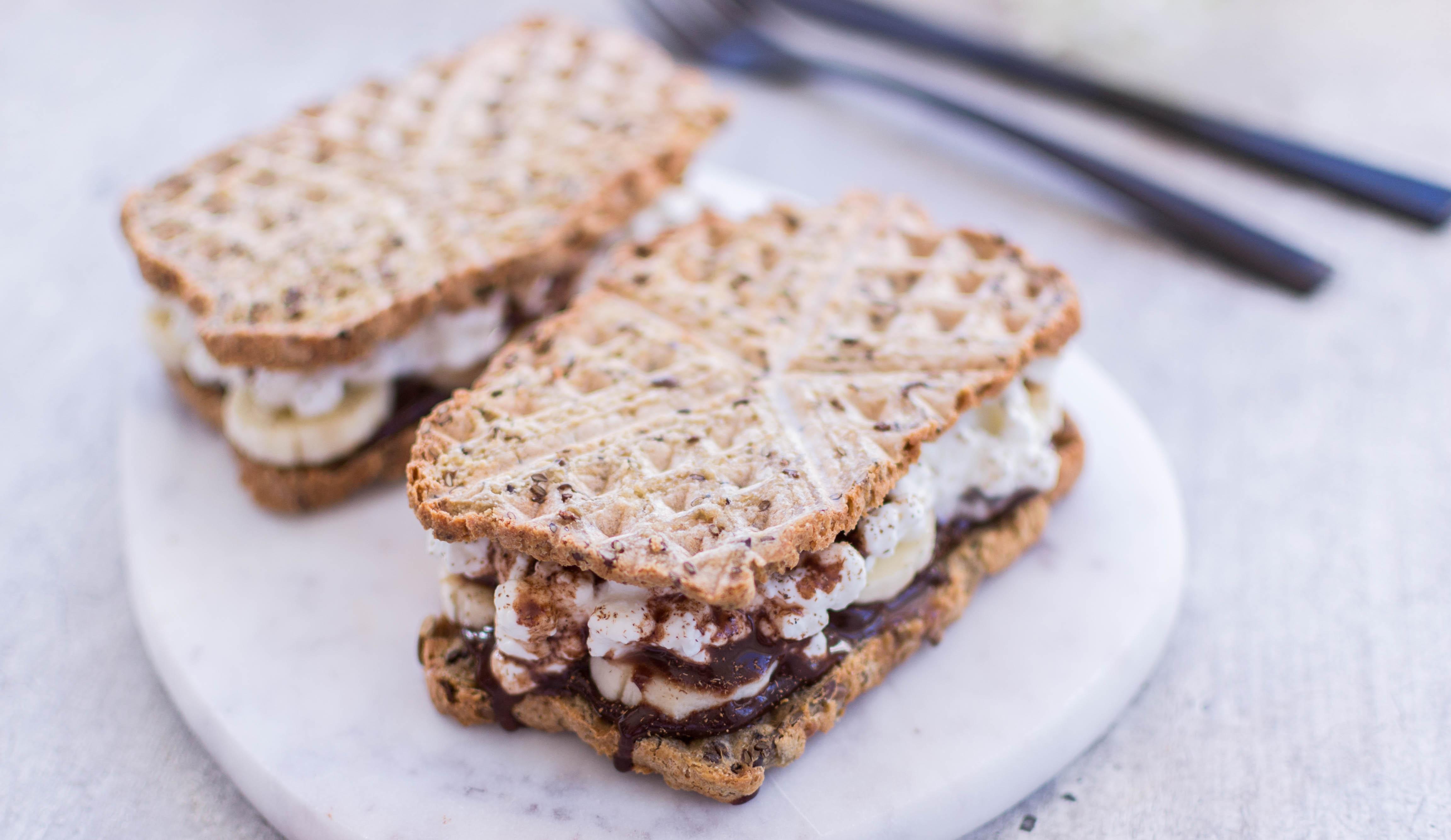 Sandwich med sjoko 2